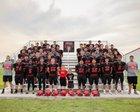 Portales Rams Boys Varsity Football Fall 17-18 team photo.