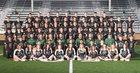 Woodland Beavers Boys Varsity Football Fall 17-18 team photo.
