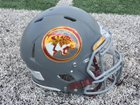 Jackson Jaguars Boys Varsity Football Fall 17-18 team photo.