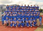 Graham-Kapowsin Eagles Boys Varsity Football Fall 17-18 team photo.