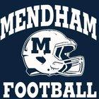 West Morris Mendham Minutemen Boys Varsity Football Fall 17-18 team photo.