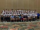 Crescenta Valley Falcons Boys Varsity Football Fall 17-18 team photo.
