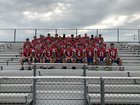 Paragould Rams Boys Varsity Football Fall 17-18 team photo.