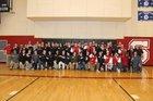 Scarborough Red Storm Boys Varsity Football Fall 17-18 team photo.