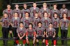Mossyrock Vikings Boys Varsity Football Fall 17-18 team photo.