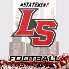 La Salle Lancers Boys Varsity Football Fall 17-18 team photo.