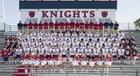 South Dearborn Knights Boys Varsity Football Fall 17-18 team photo.