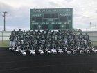 Peabody Warhorses Boys Varsity Football Fall 17-18 team photo.