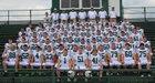 Cloverleaf Colts Boys Varsity Football Fall 17-18 team photo.