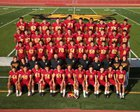 Wilson Wildcats Boys Varsity Football Fall 17-18 team photo.