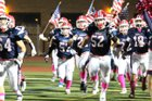 MacArthur Generals Boys Varsity Football Fall 17-18 team photo.