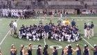 Stony Point Tigers Boys Varsity Football Fall 17-18 team photo.