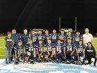 Alamo Navajo Cougars Boys Varsity Football Fall 17-18 team photo.
