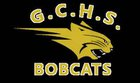 Giles County Bobcats Boys Varsity Football Fall 17-18 team photo.