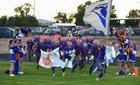 Chino Valley Cougars Boys Varsity Football Fall 17-18 team photo.