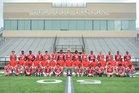 Terrell Tigers Boys Varsity Football Fall 17-18 team photo.