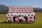 Big Bear  Boys Varsity Football Fall 17-18 team photo.