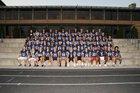 Gonzaga Prep Bullpups Boys Varsity Football Fall 17-18 team photo.