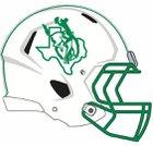 Breckenridge Buckaroos Boys Varsity Football Fall 17-18 team photo.