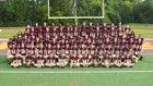 Brebeuf Jesuit Preparatory Braves Boys Varsity Football Fall 17-18 team photo.