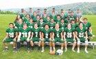 St. John's Catholic Prep Vikings Boys Varsity Football Fall 17-18 team photo.