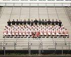 Cabell Midland Knights Boys Varsity Football Fall 17-18 team photo.
