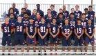 Modesto Christian Crusaders Boys Varsity Football Fall 17-18 team photo.