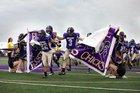 Pleasant Hill Roosters/Chicks Boys Varsity Football Fall 17-18 team photo.