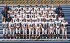 Charlotte Latin Hawks Boys Varsity Football Fall 17-18 team photo.