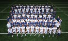 Bentonville West Wolverines Boys Varsity Football Fall 17-18 team photo.