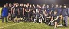 Watkins Glen/Odessa-Montour  Boys Varsity Football Fall 17-18 team photo.