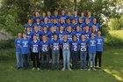 Rich Rebels Boys Varsity Football Fall 17-18 team photo.