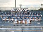 Lincoln Wolverine Boys Varsity Football Fall 17-18 team photo.