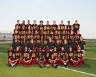 Etiwanda Eagles Boys Varsity Football Fall 17-18 team photo.