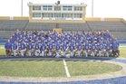 Carlsbad Cavemen Boys Varsity Football Fall 17-18 team photo.