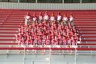 Pocahontas Redskins Boys Varsity Football Fall 17-18 team photo.