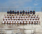Gautier Gators Boys Varsity Football Fall 17-18 team photo.