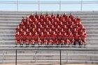 Union Wildcats Boys Varsity Football Fall 17-18 team photo.