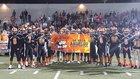 Angelou Wolfpack Boys Varsity Football Fall 17-18 team photo.