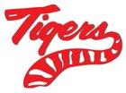 Noxubee County Tigers Boys Varsity Football Fall 17-18 team photo.
