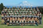 Emerald Ridge Jaguars Boys Varsity Football Fall 17-18 team photo.