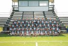 North Duplin Rebels Boys Varsity Football Fall 17-18 team photo.