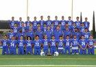 Baldwin Park Braves Boys Varsity Football Fall 17-18 team photo.