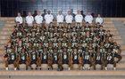 Wetumpka Indians Boys Varsity Football Fall 17-18 team photo.