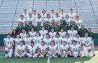 St. Joseph Knights Boys Varsity Football Fall 17-18 team photo.
