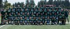 Edmonds-Woodway Warriors Boys Varsity Football Fall 17-18 team photo.