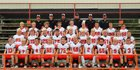 North Baltimore Tigers Boys Varsity Football Fall 17-18 team photo.