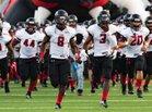 Langham Creek Lobos Boys Varsity Football Fall 17-18 team photo.