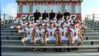 Rose Bud Ramblers Boys Varsity Football Fall 17-18 team photo.