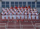 Cave City Cavemen Boys Varsity Football Fall 17-18 team photo.